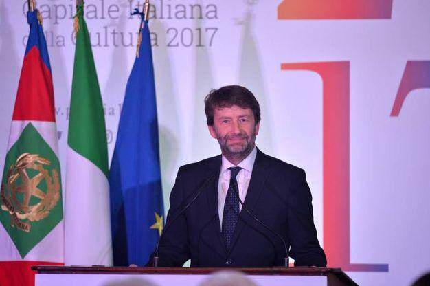 Il ministro per i Beni culturali, Dario Franceschini (foto Castellani)