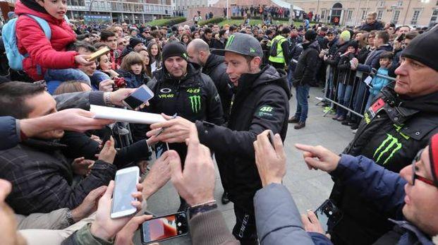 Valentino Rossi a Monza