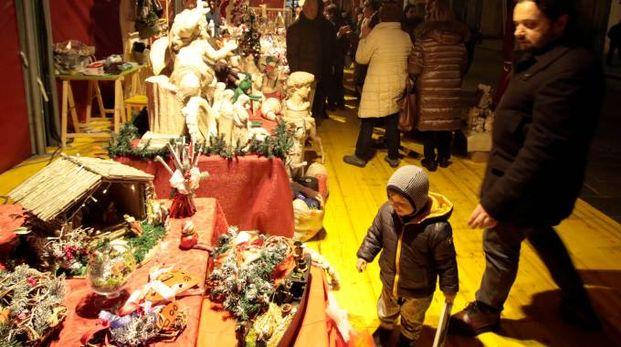 «Giro di auguri», il classico mercatino natalizio, domani in piazza Farinata degli Uberti dalle 10 alle 20