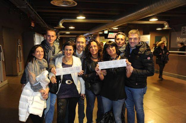 I fan di Vasco Rossi al cinema (FotoFiocchi)
