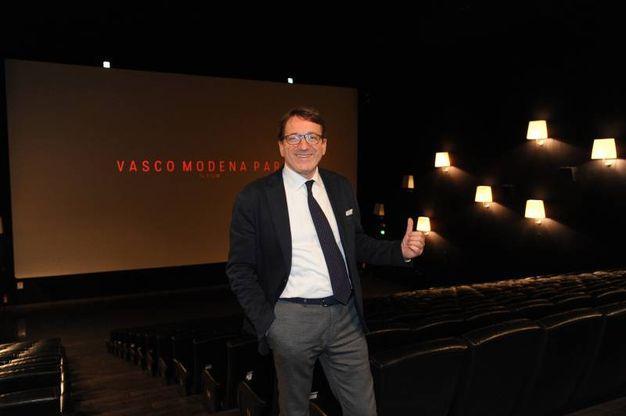 Il sindaco Muzzarelli (FotoFiocchi)