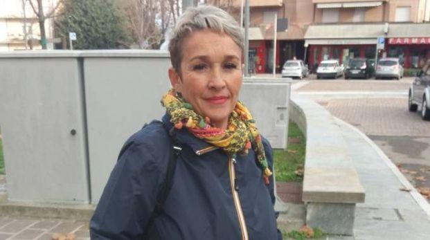L'imprenditrice Cristina Meglioli, decisa ad aiutare il dipendente in difficoltà