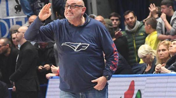 Coach Boniciolli (FotoSchicchi)