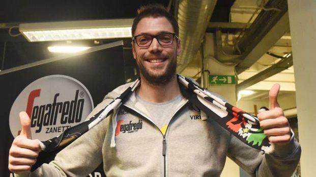 La presentazione di Filippo Baldi Rossi (FotoSchicchi)