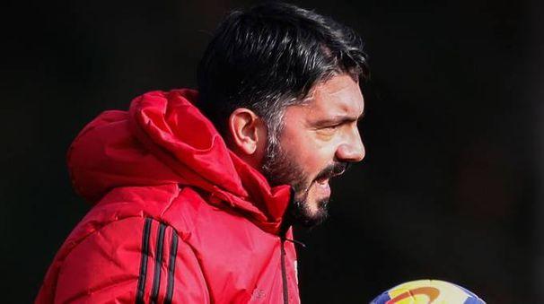 Rino Gattuso nuovo allenatore del Milan