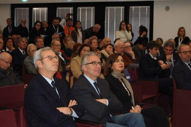 La struttura di  Osimo, una volta a regime, permettera' di incrementare i posti letto diminuendo le liste d'attesa (foto Dire)
