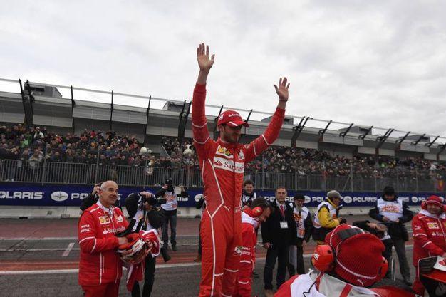 Auto, moto ed eventi legati al fantastico mondo dei motori: il Ferrari Day (foto Schicchi)