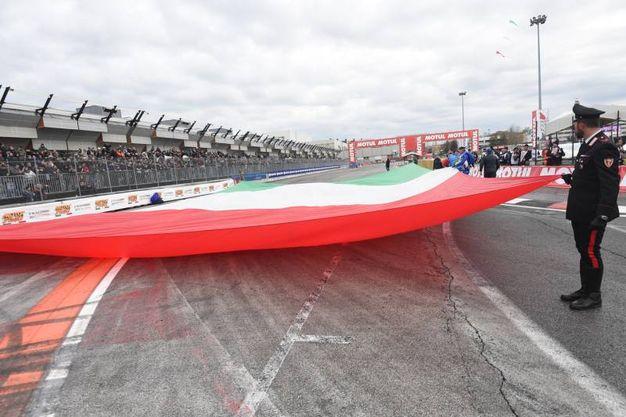 Il Motor Show a Bologna (foto Schicchi)