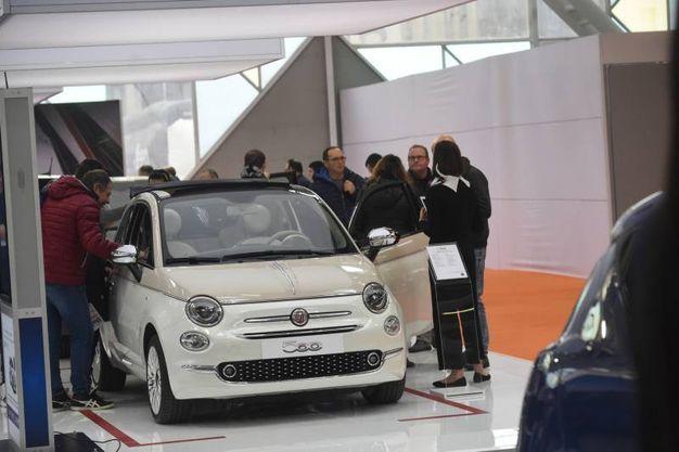 Il padiglione Fiat (foto Schicchi)