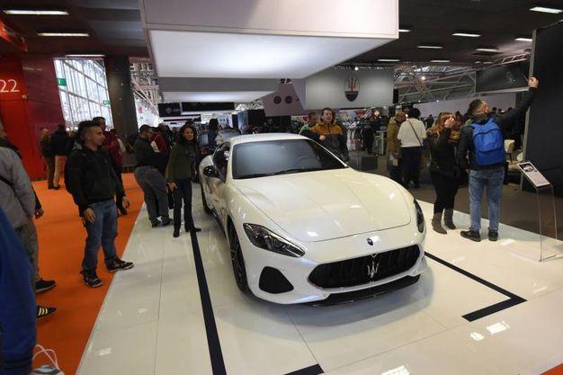 Maserati (foto Schicchi)
