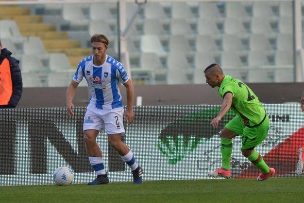 Pescara-Ternana (foto LaPresse)