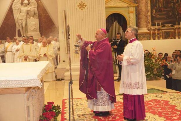 La cerimonia (foto Zeppilli)