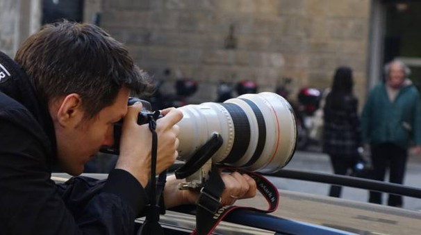 Investigatore privato (Pressphoto)