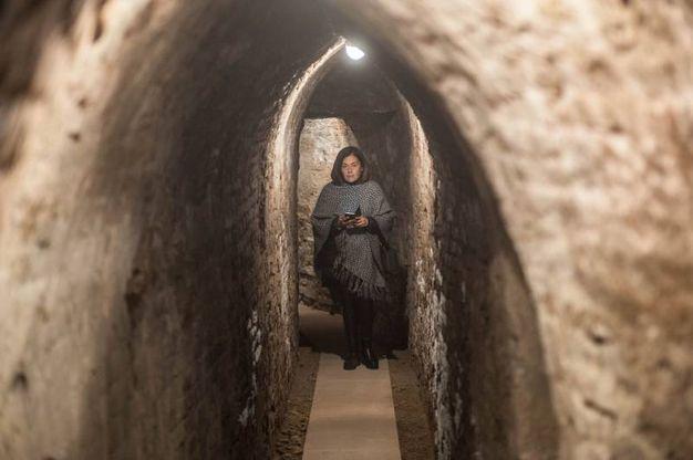 Bagni di Mario prende il nome dall'ipotesi errata che qui ci fosse un centro termale di epoca romana (foto Schicchi)