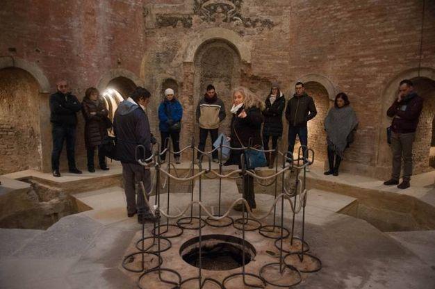 Bagni di Mario fu edificata nel 1563 dall'architetto palermitano Tommaso Laureti (foto Schicchi)