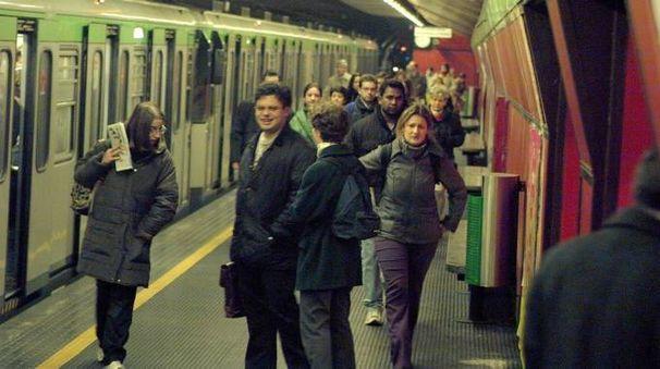 La linea verde della metropolitana
