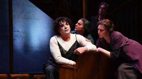 Teatro con Franco Branciaroli