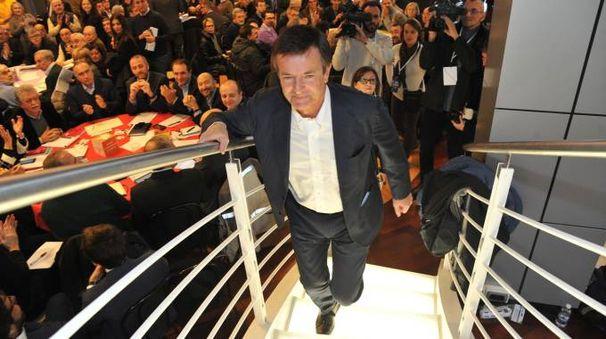 STRATEGIE Il candidato presidente di Regione Lombardia Giorgio Gori, 57 anni