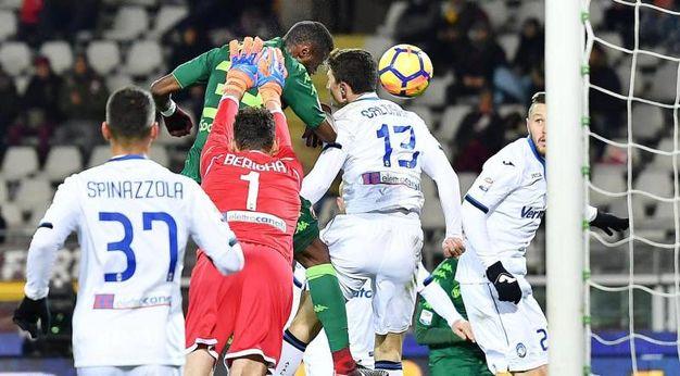 Il gol di Nicolas N'Koulou del Torino
