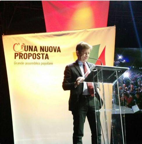 Pippo Civati su Twitter