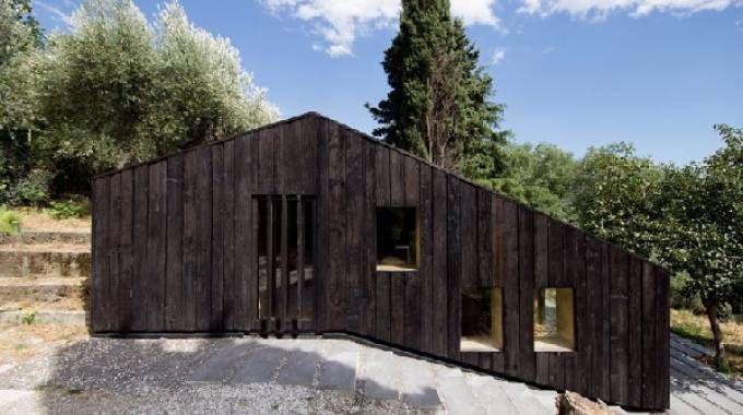 Una casa tra gli ulivi