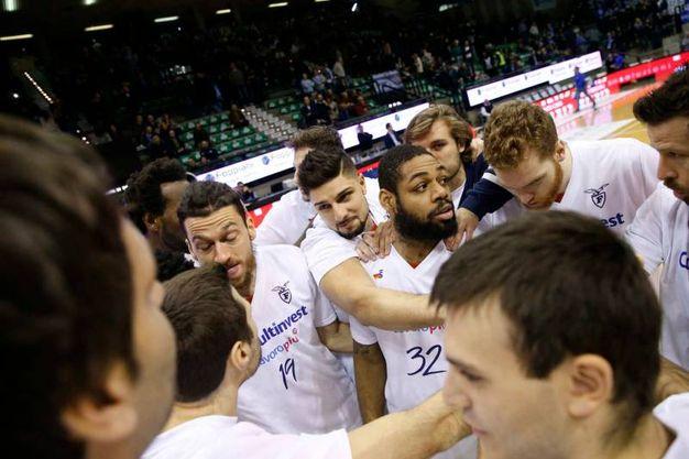La Fortitudo incassa la seconda sconfitta consecutiva contro il Treviso (foto Ciamillo)