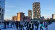 2) Gae Aulenti On Ice