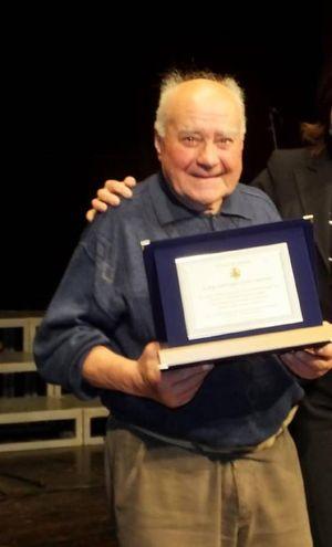 Premio ad Antonio Boccaccini