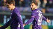 Fiorentina-Sassuolo, Pezzella (Foto Germogli)