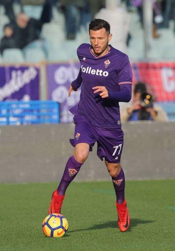 Fiorentina- Sassuolo; Thereau (Foto Germogli)