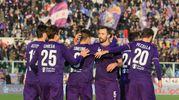 Fiorentina-Sassuolo (Foto Germogli)