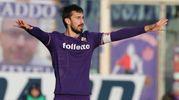 Fiorentina-Sassuolo; Astori (Foto Germogli)