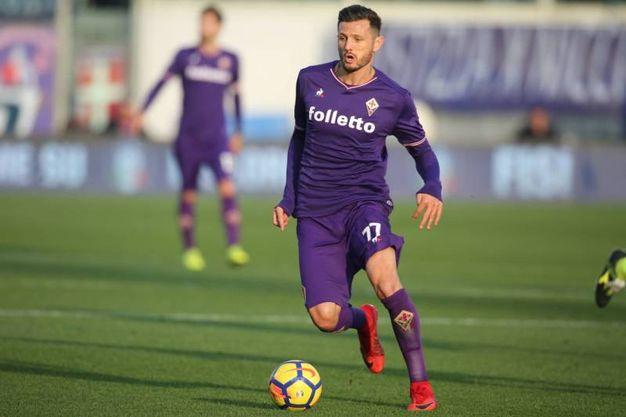 Fiorentina-Sassuolo; Thereau (Foto Germogli)