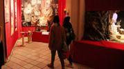 Il Presepe allestito alla Galleria Ex-Pescheria (foto Ravaglia)