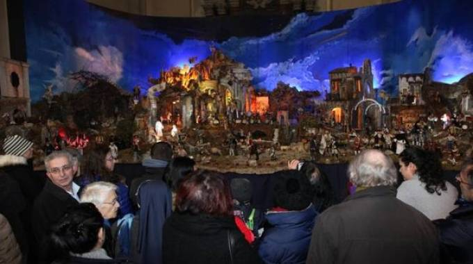 Numerosi i presepi da visitare a Ravenna e dintorni