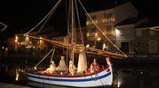 Storiche imbarcazioni che solcavano i mari un secolo fa (foto Ravaglia)