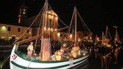 La rappresentazione della vita della gente comune di un borgo di pescatori (foto Ravaglia)