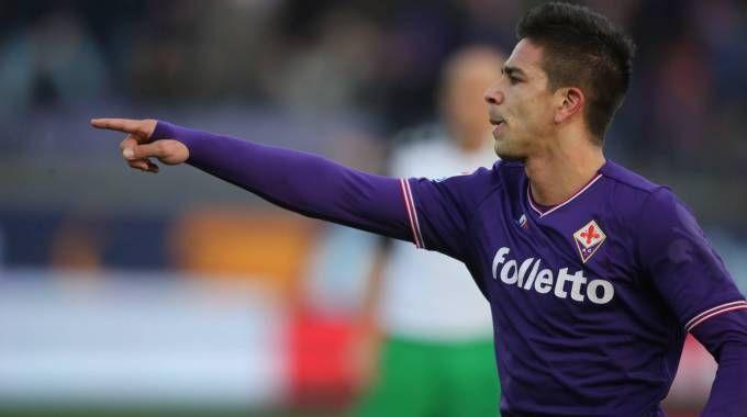 Fiorentina-Sassuolo, Giovanni Simeone (Germogli)
