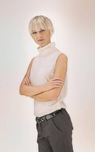 """Nadia Toffa, immagini dall'archivio delle """"iene"""" (Ansa)"""