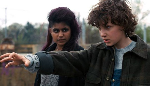 Una scena di 'Strange Things', stagione 2 episodio 7 – Foto: Netflix