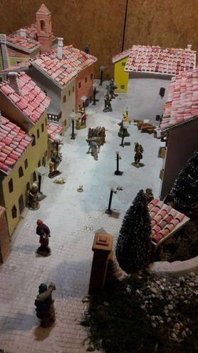 Al Borgopresepe la miniature di Casteldimezzo del pesarese Alberto Lari