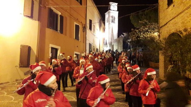 Borgopresepe, la banda di Fiorenzuola-Colombarone