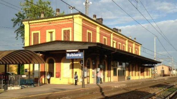 La stazione di Rubiera