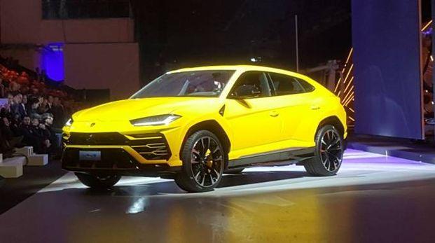 Finalmente la Lamborghini Urus