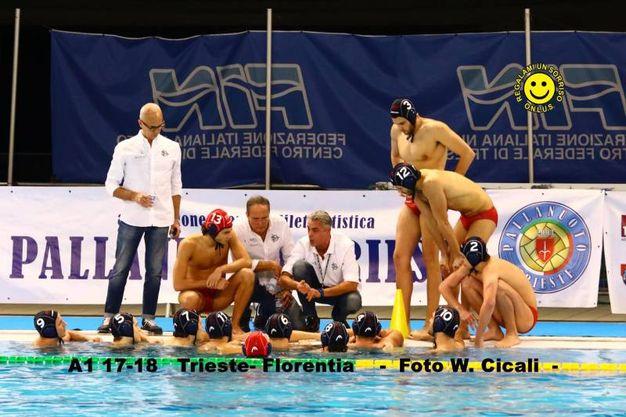 Trieste-Florentia (foto Regalami un sorriso onlus)