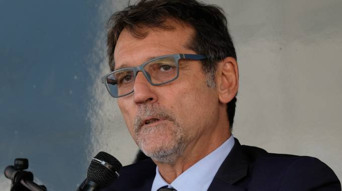 Il sindaco Virginio Merola