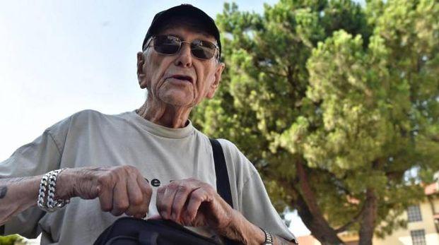 Giampiero Vigilanti, 87 anni: è indagato per i delitti del Mostro