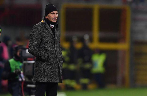 Perugia-Ascoli 1-0, mister Fiorin (foto LaPresse)
