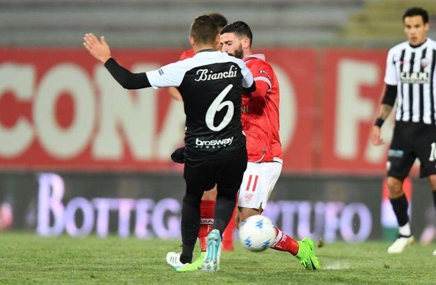 Perugia-Ascoli 1-0 (foto LaPresse)