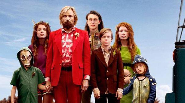 Il film 'Captain fantastic' sarà proiettato domani